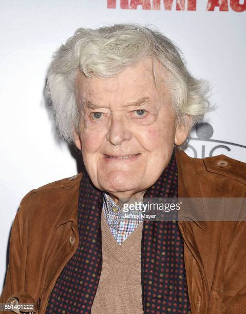 Actor Hal Holbrook attends the Premiere Of Epic Pictures Releasings' 'Last Rampage' at ArcLight Cinemas on September 21 2017 in Hollywood California