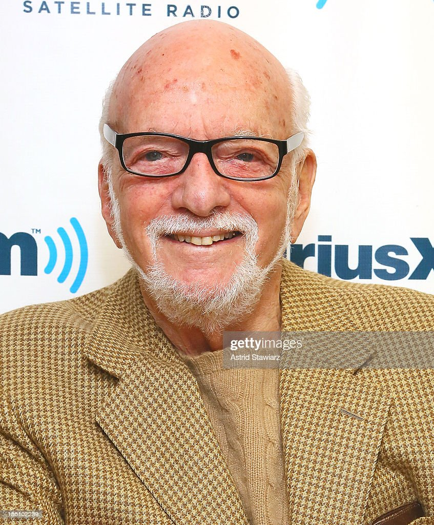 Actor Hal Prince visits the SiriusXM Studios on October 28, 2013 in New York City.
