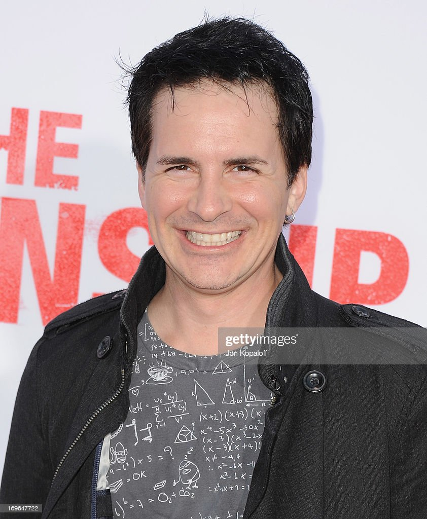 Actor Hal Sparks arrives at the Los Angeles Premiere 'The Internship' at Regency Village Theatre on May 29, 2013 in Westwood, California.