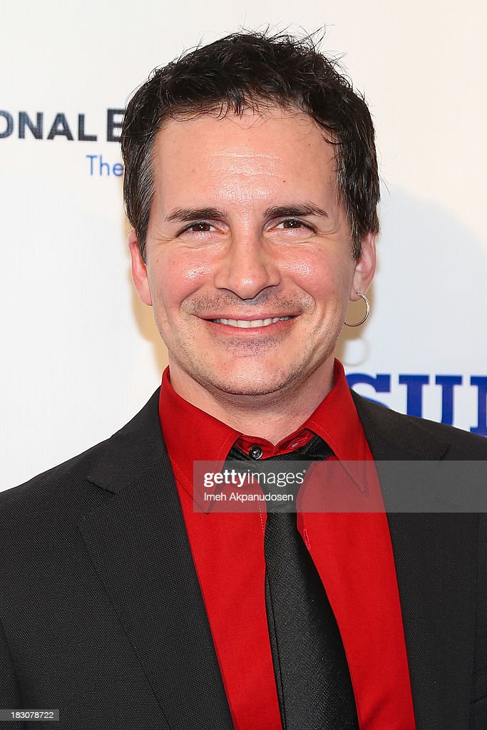 Actor <a gi-track='captionPersonalityLinkClicked' href=/galleries/search?phrase=Hal+Sparks&family=editorial&specificpeople=213158 ng-click='$event.stopPropagation()'>Hal Sparks</a> attends Sunivo's 1st Annual CHINA NOW Summit at the Hyatt Regency Century Plaza on October 3, 2013 in Century City, California.