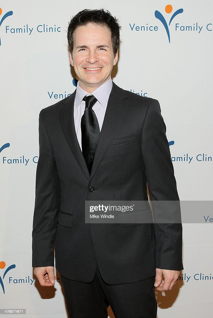 Actor <a gi-track='captionPersonalityLinkClicked' href=/galleries/search?phrase=Hal+Sparks&family=editorial&specificpeople=213158 ng-click='$event.stopPropagation()'>Hal Sparks</a> attends the Venice Family Clinic's 32nd Annual Silver Circle Gala held at The Beverly Hilton Hotel on March 3, 2014 in Beverly Hills, California.