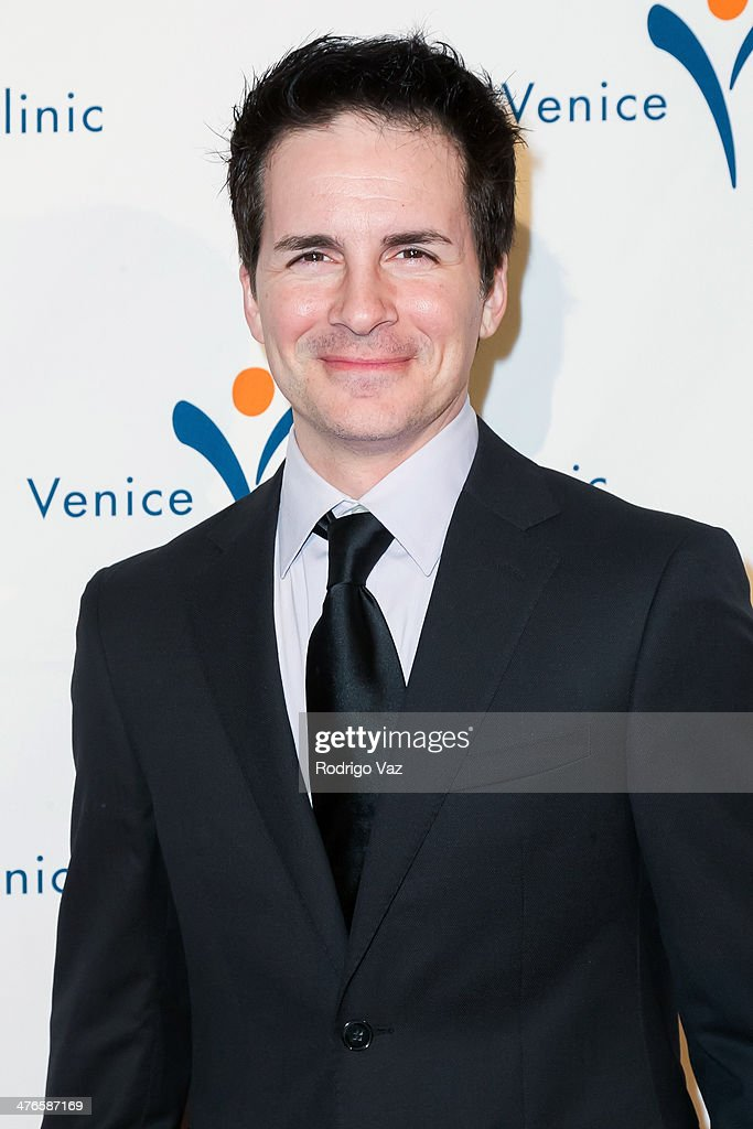 Actor <a gi-track='captionPersonalityLinkClicked' href=/galleries/search?phrase=Hal+Sparks&family=editorial&specificpeople=213158 ng-click='$event.stopPropagation()'>Hal Sparks</a> attends the Venice Family Clinic's 35th Annual Silver Circle Gala at The Beverly Hilton Hotel on March 3, 2014 in Beverly Hills, California.