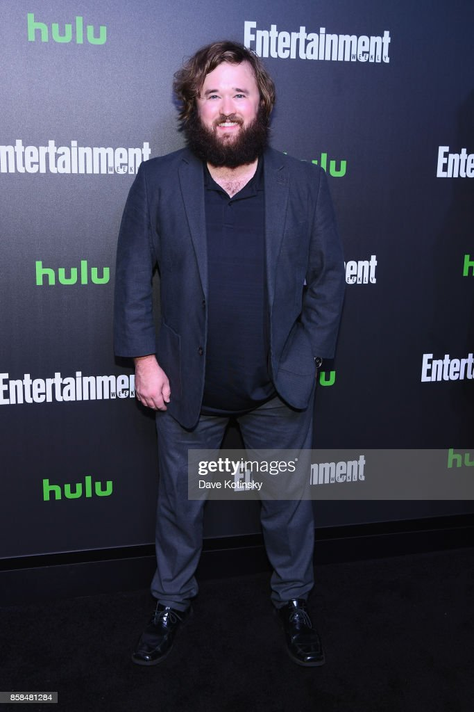 Actor Haley Joel Osment attends Hulu's New York Comic Con After Party at The Lobster Club on October 6, 2017 in New York City.