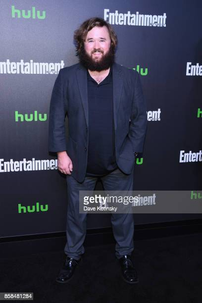 Actor Haley Joel Osment attends Hulu's New York Comic Con After Party at The Lobster Club on October 6 2017 in New York City