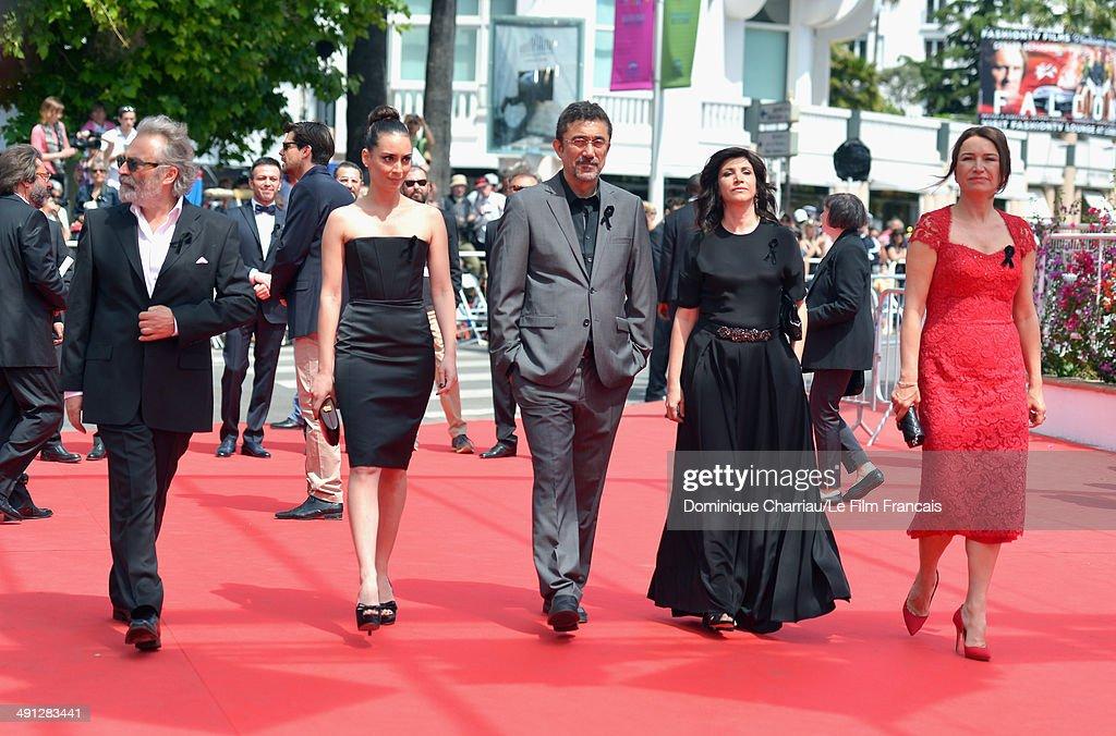 """Winter Sleep"" Premiere - The 67th Annual Cannes Film Festival"