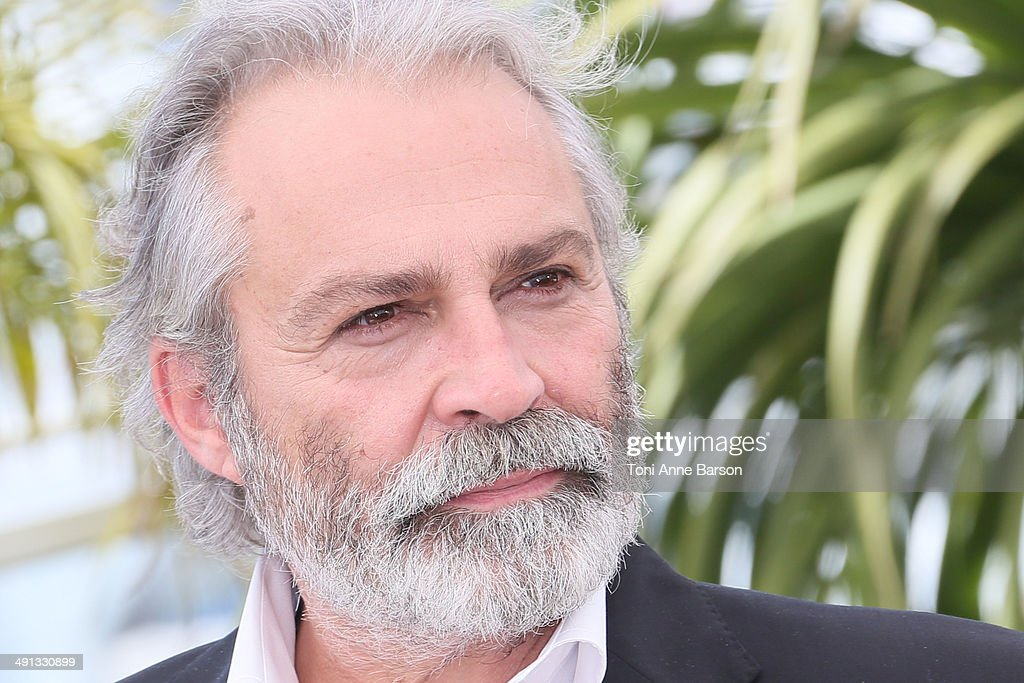 Actor Haluk Bilginer attends the 'Winter Sleep' photocall at the 67th Annual Cannes Film Festival on May 16, 2014 in Cannes, France.