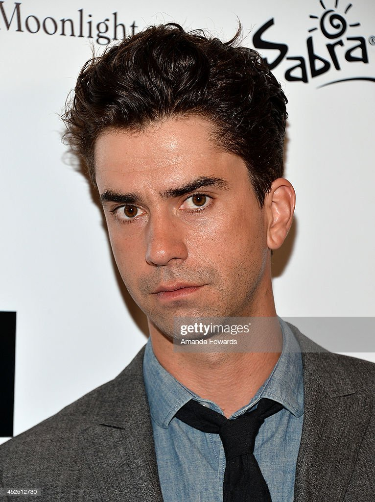 Actor <a gi-track='captionPersonalityLinkClicked' href=/galleries/search?phrase=Hamish+Linklater&family=editorial&specificpeople=646154 ng-click='$event.stopPropagation()'>Hamish Linklater</a> arrives at the special Los Angeles screening of 'Magic In The Moonlight' at the Linwood Dunn Theater at the Pickford Center for Motion Study on July 21, 2014 in Hollywood, California.