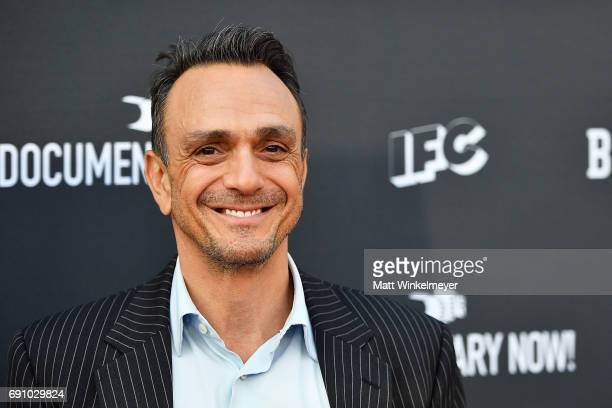 Actor Hank Azaria arrives at the FYC event for IFC's 'Brockmire' and Documentary Now' at Saban Media Center on May 31 2017 in North Hollywood...