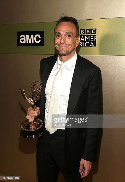 Actor Hank Azaria attends AMC Networks Emmy Party at BOA Steakhouse on September 18 2016 in West Hollywood California
