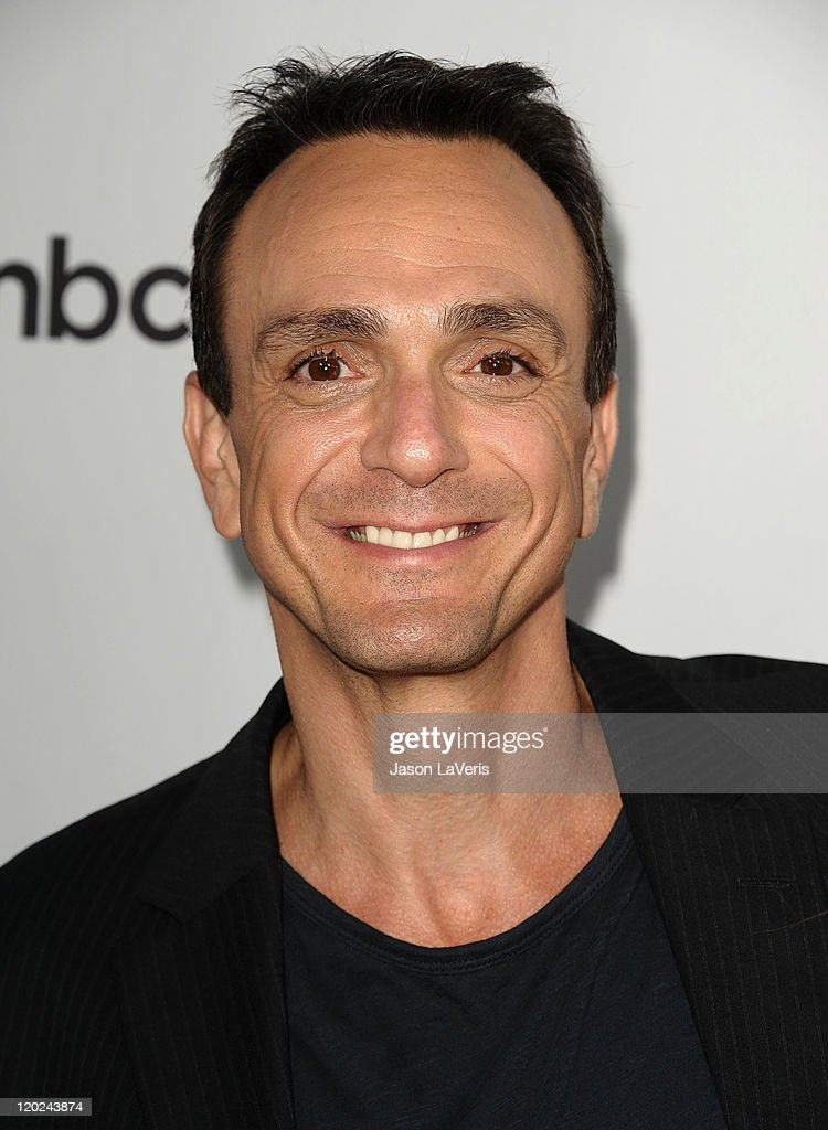 Actor <a gi-track='captionPersonalityLinkClicked' href=/galleries/search?phrase=Hank+Azaria&family=editorial&specificpeople=204150 ng-click='$event.stopPropagation()'>Hank Azaria</a> attends NBC's 2011 TCA summer press tour at The Bazaar at the SLS Hotel on August 1, 2011 in Los Angeles, California.