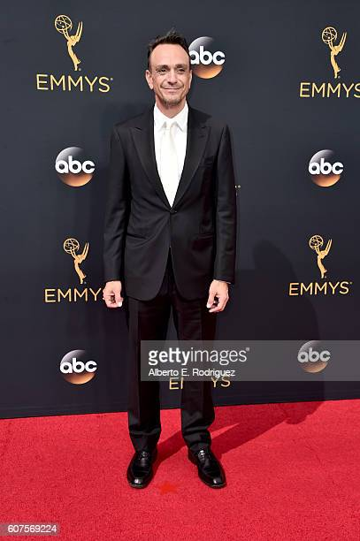 Actor Hank Azaria attends the 68th Annual Primetime Emmy Awards at Microsoft Theater on September 18 2016 in Los Angeles California