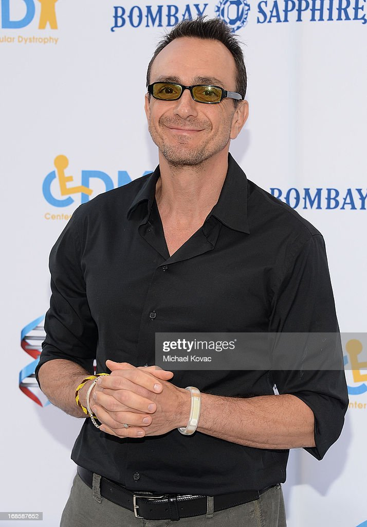 Actor Hank Azaria attends the 6th Annual Dealing For Duchenne Charity Poker Tournament at Sony Pictures Studios on May 11, 2013 in Culver City, California.