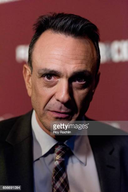 Actor Hank Azaria attends the 'Brockmire' red carpet event at 40 / 40 Club on March 22 2017 in New York City