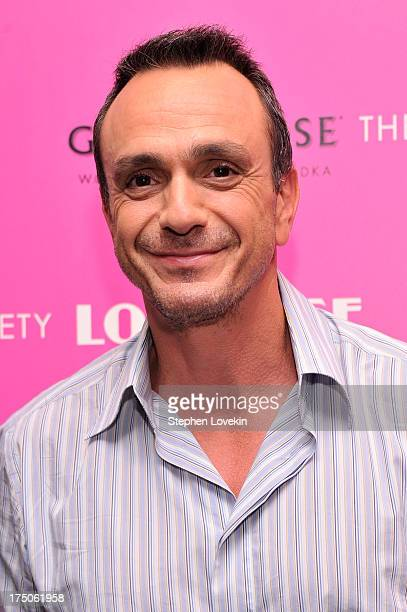 Actor Hank Azaria attends The Cinema Society and MCM with Grey Goose screening of Radius TWC's 'Lovelace' at MoMA on July 30 2013 in New York City