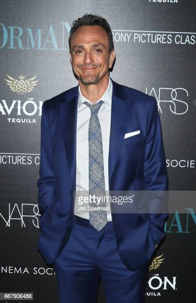 Actor Hank Azaria attends the screening of Sony Pictures Classics' 'Norman' hosted by The Cinema Society with NARS AVION at the Whitby Hotel on April...