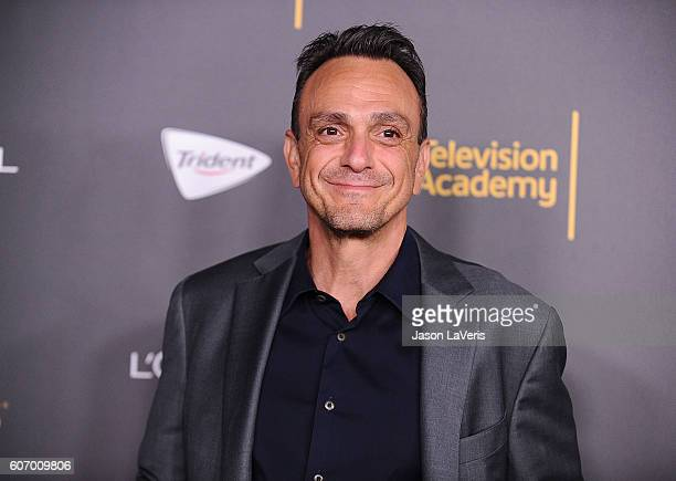 Actor Hank Azaria attends the Television Academy reception for Emmy nominated performers at Pacific Design Center on September 16 2016 in West...