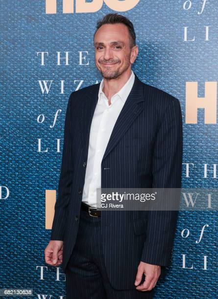 Actor Hank Azaria attends 'The Wizard of Lies' New York Premiere at The Museum of Modern Art on May 11 2017 in New York City