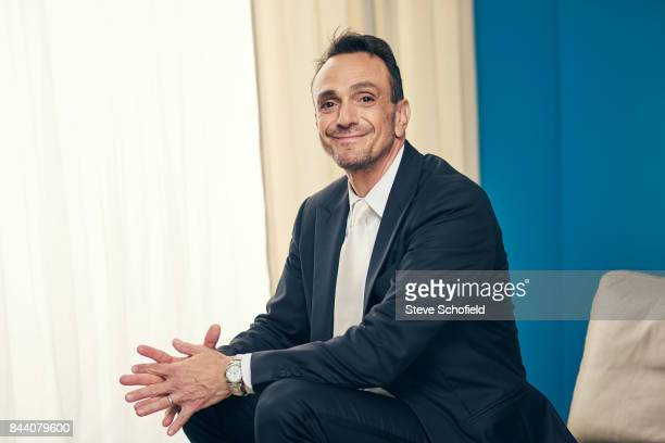 Actor Hank Azaria is photographed for Emmy magazine on September 18 2016 in Los Angeles California