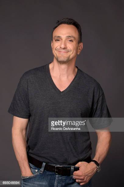 Actor Hank Azaria is photographed for Los Angeles Times on May 31 2017 in Los Angeles California PUBLISHED IMAGE CREDIT MUST READ Ricardo...