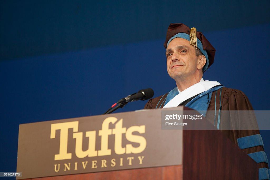 Hank Azaria Delivers Tufts University Commencement Address