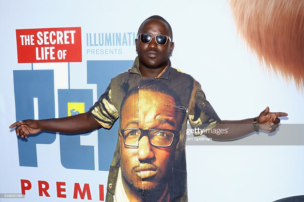 Actor Hannibal Buress attends the 'Secret Life Of Pets' New York premiere on June 25, 2016 in New York City.