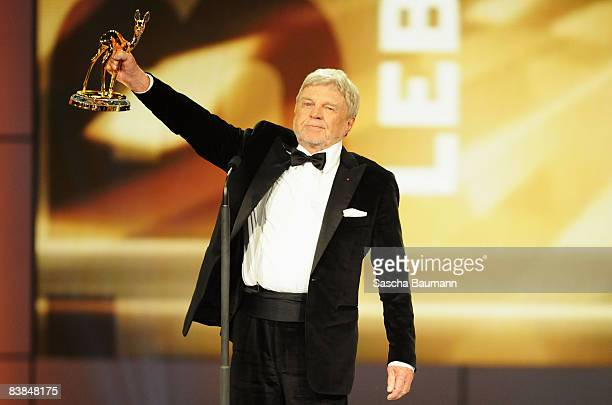 Actor Hardy Krueger attends the Bambi Awards 2008 Show on November 27 2008 in Offenburg Germany