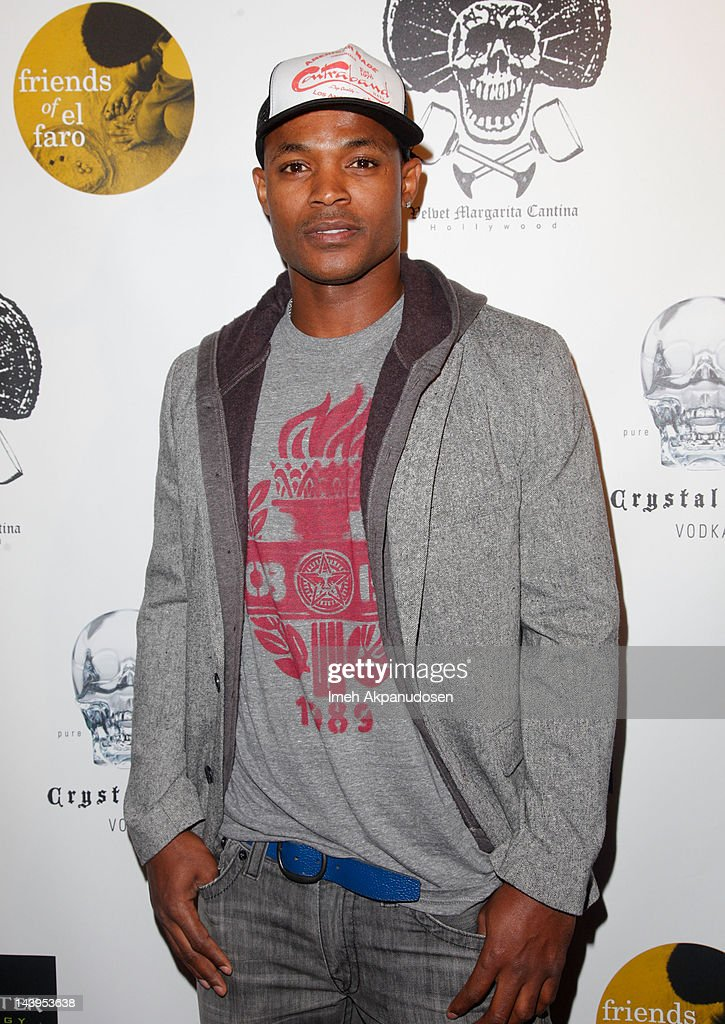 Actor Harold House Moore attends the 8th Annual Cinco de Mayo Benefit And Charity Celebrity Poker Tournament at Velvet Margarita on May 5, 2012 in Hollywood, California.