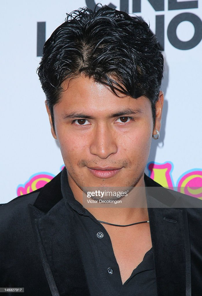 Actor Harold Torres arrives for the 2012 Hola Mexico Film Festival Opening Night at The Ricardo Montalban Theatre on May 24, 2012 in Hollywood, California.
