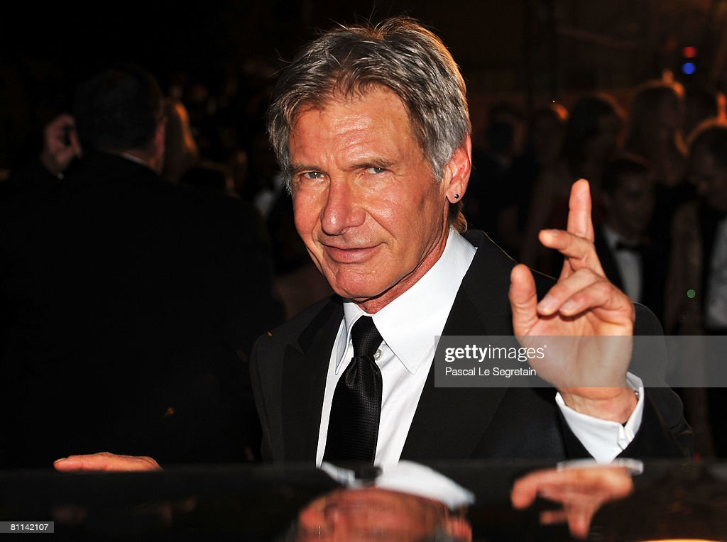 Cannes: 'Indiana Jones And The Kingdom Of The Crystal Skull - Premiere
