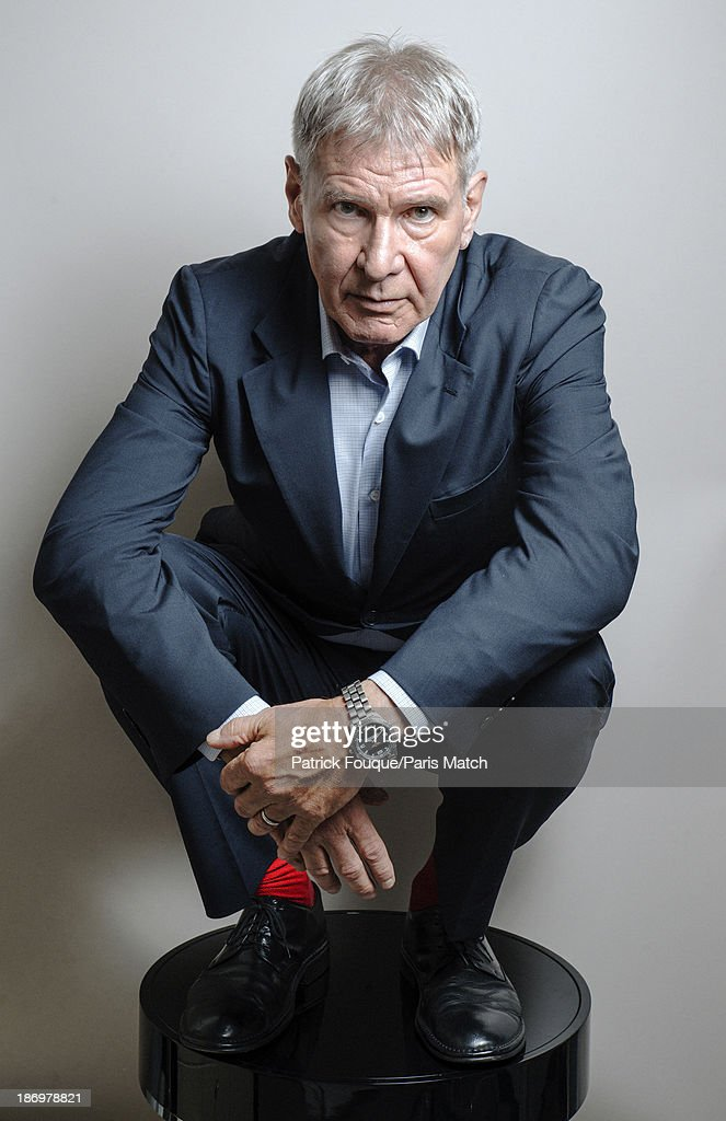 Harrison Ford, Paris Match Issue 3363, November 6, 2013
