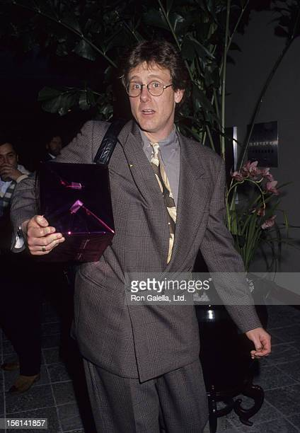 Actor Harry Anderson attends the grand opening of Hotel Nikko on February 10 1992 in Los Angeles California