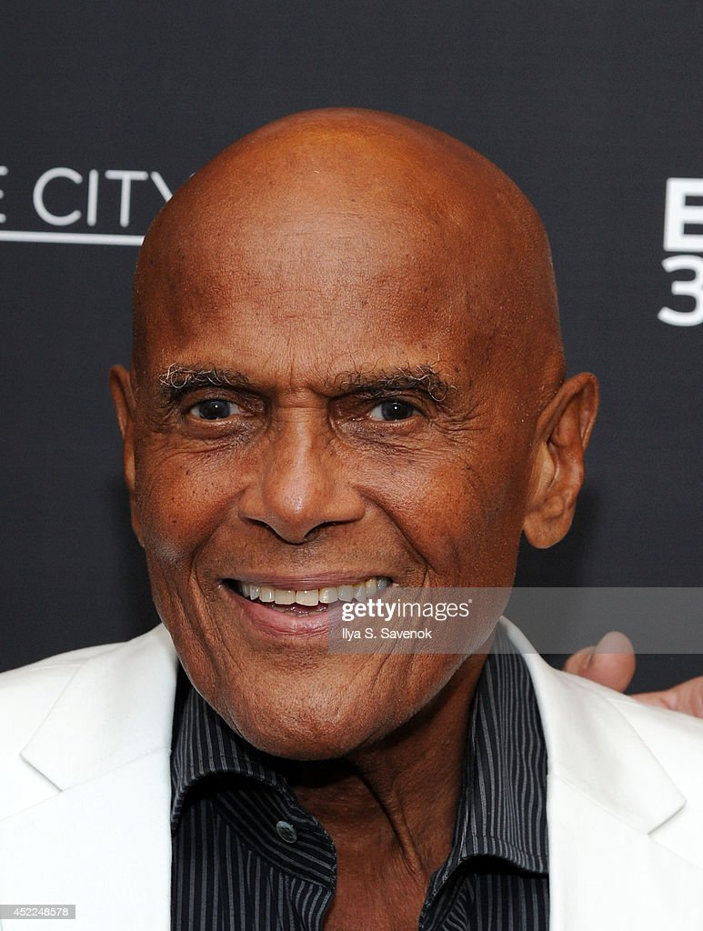 Actor <a gi-track='captionPersonalityLinkClicked' href=/galleries/search?phrase=Harry+Belafonte&family=editorial&specificpeople=204214 ng-click='$event.stopPropagation()'>Harry Belafonte</a> the 'Alive Inside' premiere at Crosby Street Hotel on July 16, 2014 in New York City.