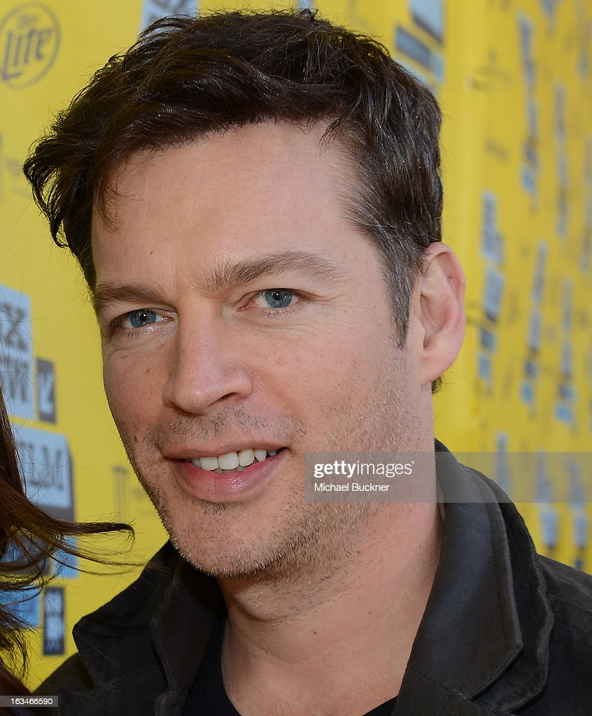 Actor <a gi-track='captionPersonalityLinkClicked' href=/galleries/search?phrase=Harry+Connick+Jr&family=editorial&specificpeople=211285 ng-click='$event.stopPropagation()'>Harry Connick Jr</a>. attends the screening of 'When Angels Sing' during the 2013 Music, Film + Interactive Festival at the Paramount Theatre on March 10, 2013 in Austin, Texas.