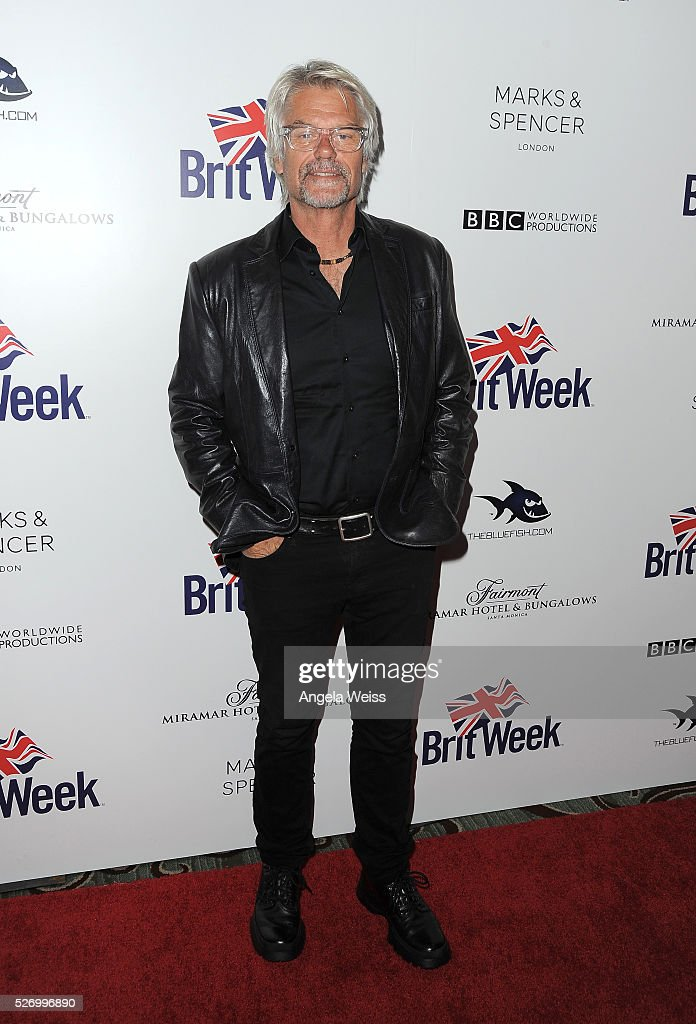 Actor <a gi-track='captionPersonalityLinkClicked' href=/galleries/search?phrase=Harry+Hamlin&family=editorial&specificpeople=211584 ng-click='$event.stopPropagation()'>Harry Hamlin</a> attends BritWeek's 10th Anniversary VIP Reception & Gala at Fairmont Hotel on May 1, 2016 in Los Angeles, California.