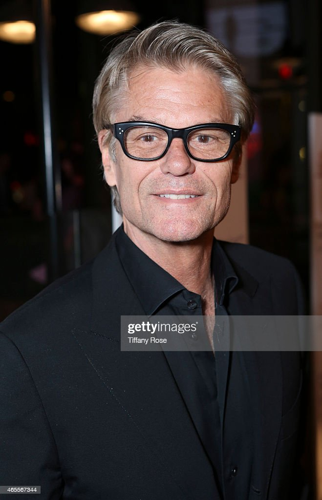 Actor <a gi-track='captionPersonalityLinkClicked' href=/galleries/search?phrase=Harry+Hamlin&family=editorial&specificpeople=211584 ng-click='$event.stopPropagation()'>Harry Hamlin</a> attends Raising The Bar To End Parkinson's at Public School 818 on March 7, 2015 in Sherman Oaks, California.