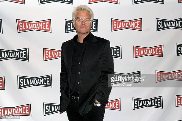 Actor Harry Hamlin attends the Slamdance Film Festival World Premiere Of 'Director's Cut' Photo Call at Treasure Mountain Inn on January 22 2016 in...