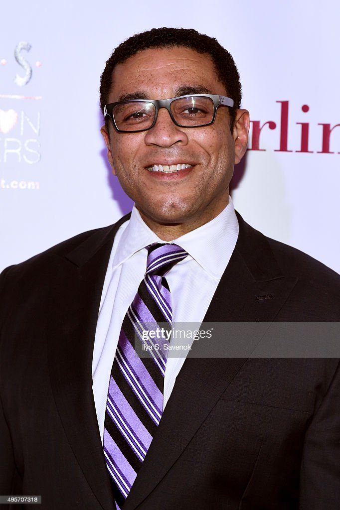 Actor Harry Lennix attends KIDS/Fashion Delivers Annual Gala at American Museum of Natural History on November 4 2015 in New York City