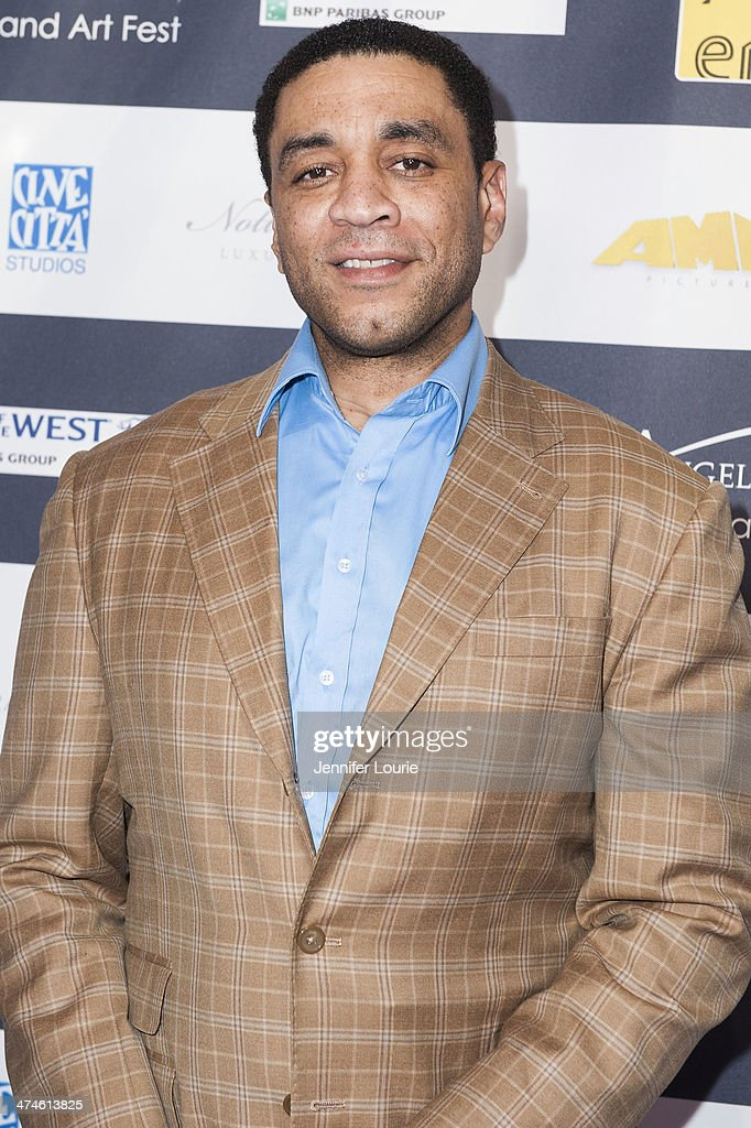 Actor Harry Lennix attends the 9th annual Los Angeles Italia Film Fashion and Art Fest opening night ceremony held at TLC Chinese 6 Theatres on...