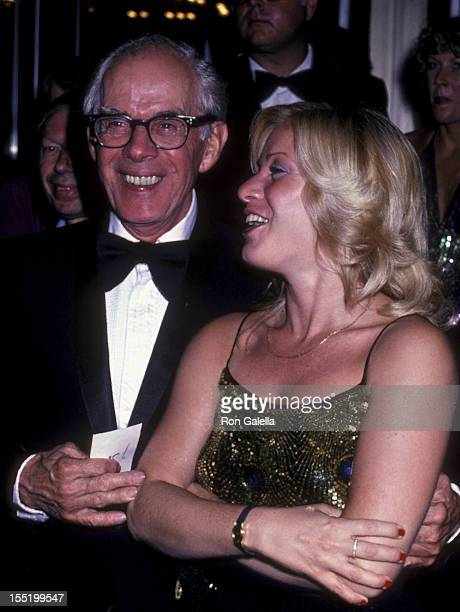 Actor Harry Morgan attends 33rd Annual Primetime Emmy Awards on September 13 1981 at the Pasadena Civic Auditorium in Pasadena California
