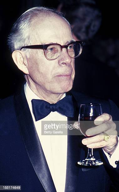 Actor Harry Morgan attends 34th Annual Directors Guild of America Awards on March 13 1982 at the Beverly Hilton Hotel in Beverly Hills California
