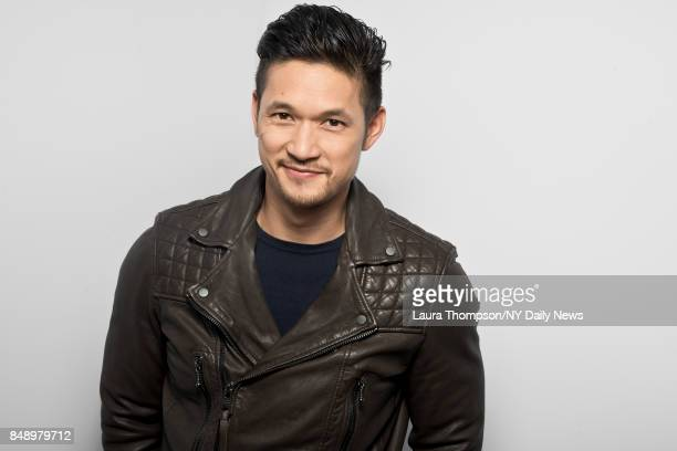 Actor Harry Shum Jr is photographed for NY Daily News on October 8 2016 at Comic Con in New York City CREDIT MUST READ Laura Thompson/New York Daily...