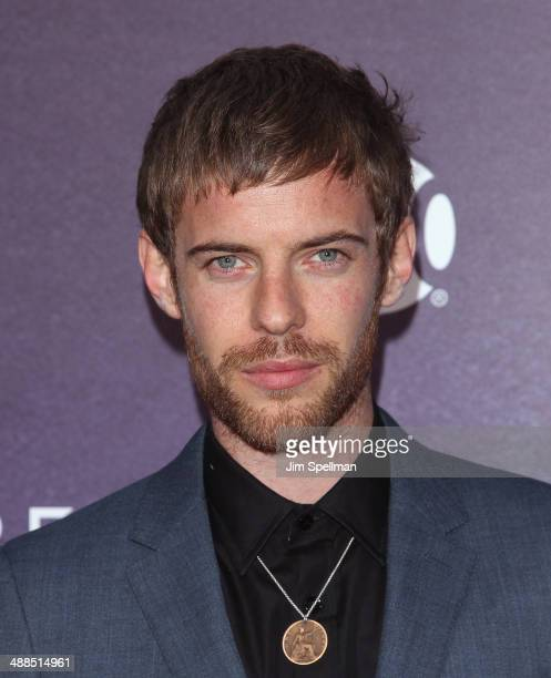 Actor Harry Treadaway attends the 'Penny Dreadful' series world premiere at The Highline Hotel on May 6 2014 in New York City