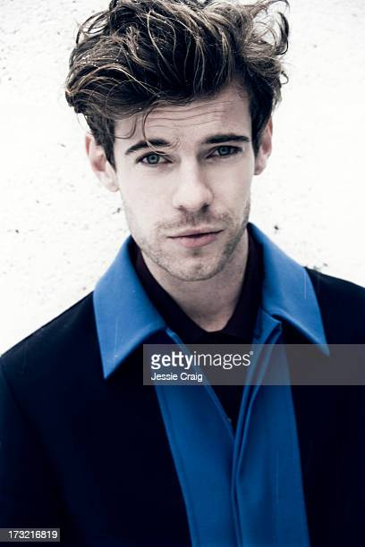 Actor Harry Treadaway is photographed for SID magazine on January 18 2013 in London England