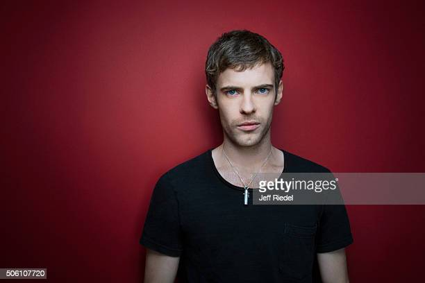 Actor Harry Treadaway is photographed for TV Guide Magazine on January 12 2015 in Pasadena California