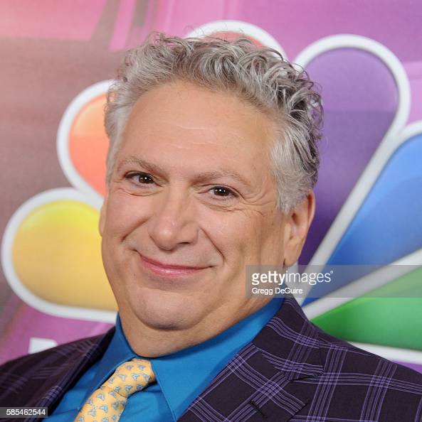 Actor Harvey Fierstein arrives at the 2016 Summer TCA Tour NBCUniversal Press Tour Day 1 at The Beverly Hilton Hotel on August 2 2016 in Beverly...