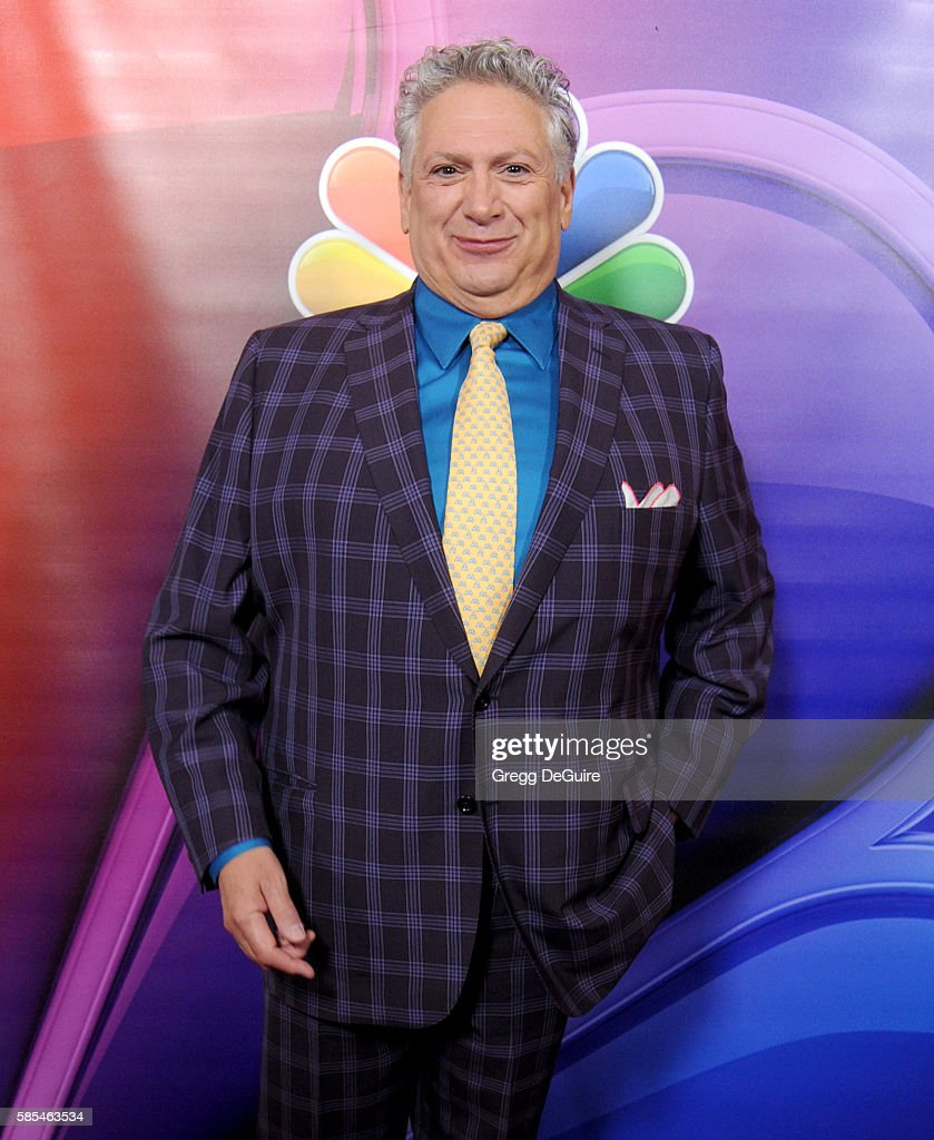 Actor Harvey Fierstein arrives at the 2016 Summer TCA Tour - NBCUniversal Press Tour Day 1 at The Beverly Hilton Hotel on August 2, 2016 in Beverly Hills, California.