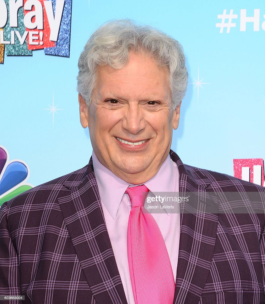 Actor Harvey Fierstein attends the press junket for NBC's 'Hairspray Live!' at NBC Universal Lot on November 16, 2016 in Universal City, California.