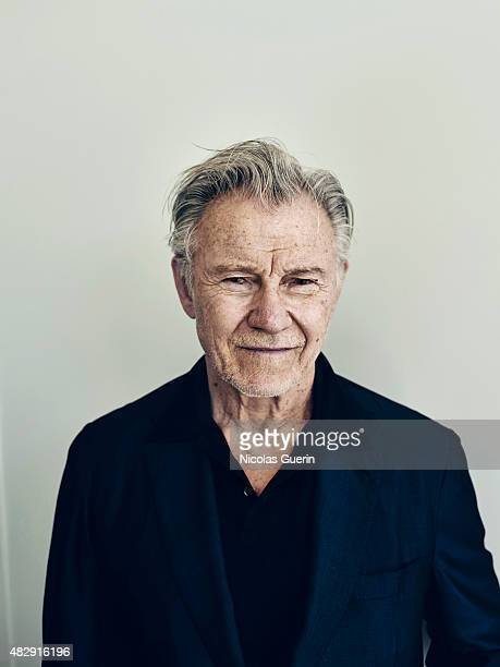Actor Harvey Keitel is photographed on May 20 2015 in Cannes France