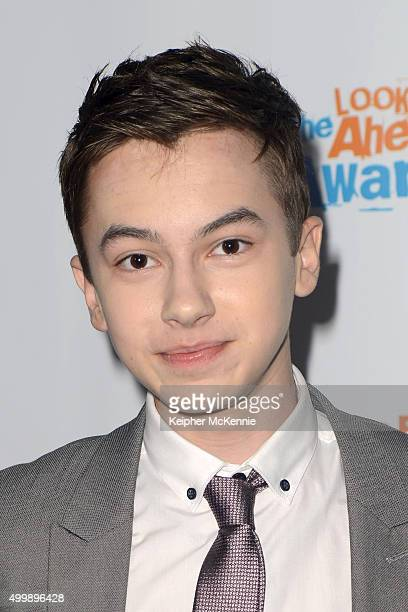 Actor Hayden Byerly attends The Actors Fund's 2015 Looking Ahead Awards at Taglyan Cultural Complex on December 3 2015 in Hollywood California
