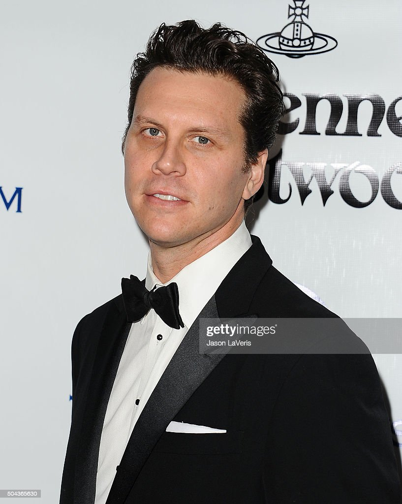 Actor Hayes MacArthur attends Art of Elysium's 9th annual Heaven Gala at 3LABS on January 9 2016 in Culver City California